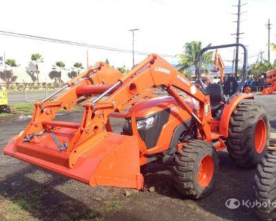 Kubota MX5200D 4WD Tractor