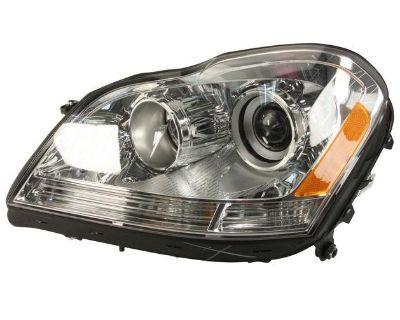 Mercedes W164 Gl350 Hella Headlight Assembly Passenger Right Halogen 1648204859