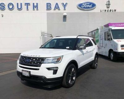 Used 2019 Ford Explorer FWD