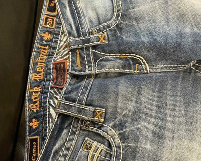 Rock revival women s boot jeans