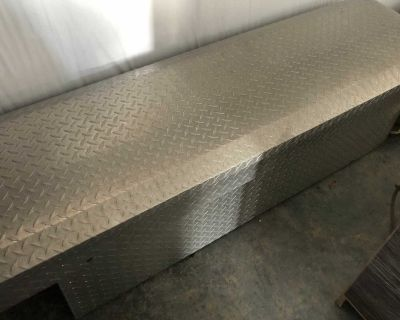 Full Size Truck Bed Tool Box