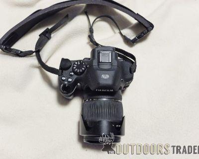 FS Fuji X-S1 digital camera