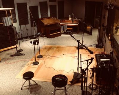 Fort Worth recording studio and event space, Fort Worth, TX