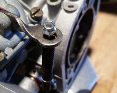 Weber Dellorto Accelerator Pump Nut