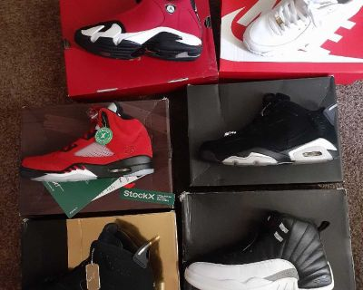 Jordans size 9