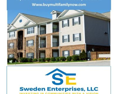 Multi Family Properties Wanted