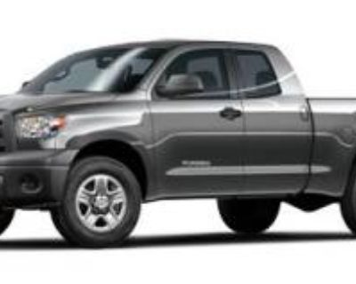 2012 Toyota Tundra Double Cab 6.5' Bed 4.6L V8 RWD