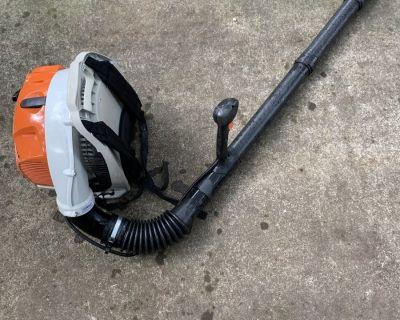FS Stihl Backpack Blower -$200