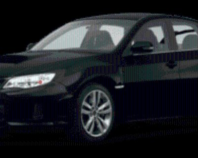 2012 Subaru Impreza WRX Premium