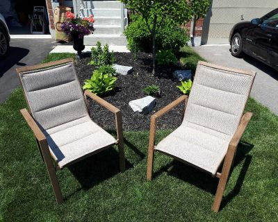 Patio or Porch Chairs