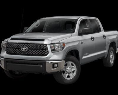 New 2021 Toyota Tundra SR5 CrewMax 5.5' Bed 5.7L (Natl) In-Transit