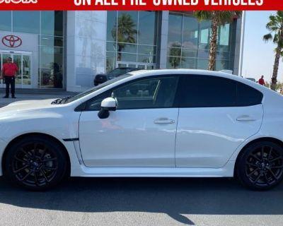 2020 Subaru WRX Limited