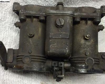 SOLEX 40 PII Split Shaft carburetor core