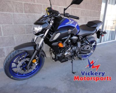 2020 Yamaha MT-07 Sport Denver, CO