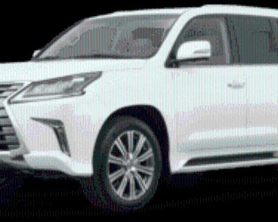 2017 Lexus LX LX 570