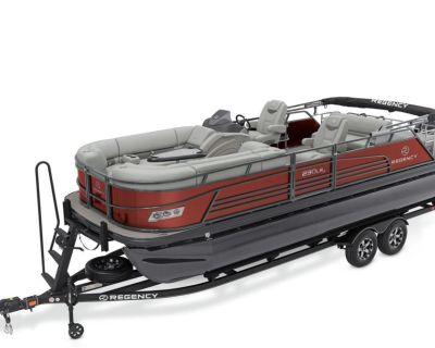 2021 Regency 230 LE3 Sport Pontoon Boats Hermitage, PA