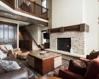 Slope-side Cottage, Silver Star #47, with Mountain Views - Park City