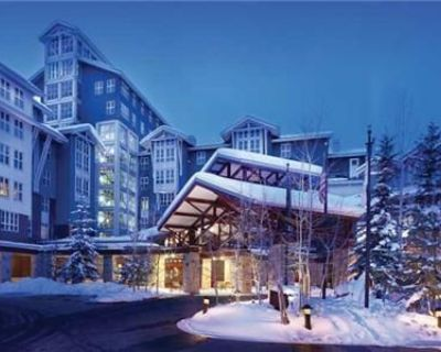 Marriott Mountainside Luxury Studio - Park City