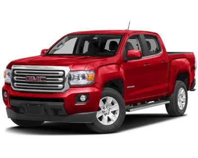 Pre-Owned 2016 GMC Canyon 4WD SLE 4WD Crew Cab Pickup