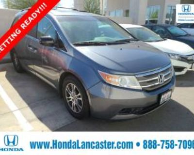 2011 Honda Odyssey EX-L with Rear Entertainment System
