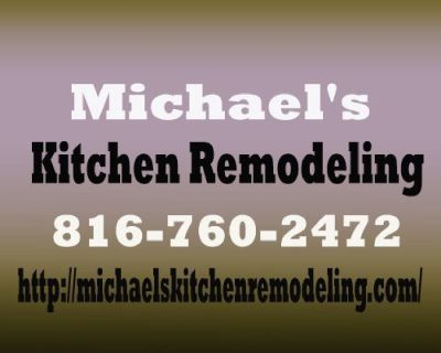 Michael's Kitchen Remodeling