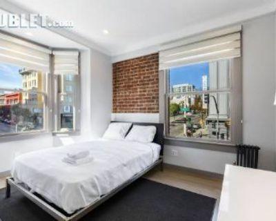 Studio Bedroom In Nob Hill