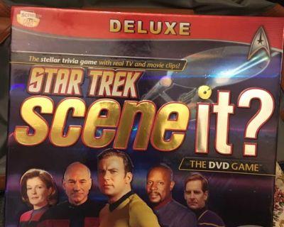 Star Trek Scene It? New