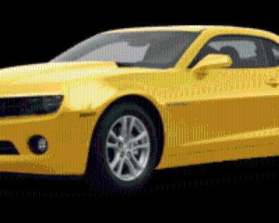 2013 Chevrolet Camaro LS with 2LS Coupe Automatic