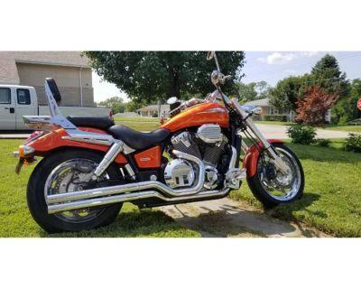 2003 Honda Motorcycle