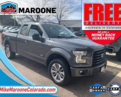 2017 Ford F-150 XL SuperCab 6.5' Box 4WD
