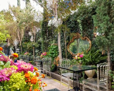 East Hollywood Private Antique Gardens!, Los Angeles, CA