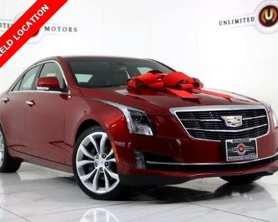 Used 2017 Cadillac ATS Premium Performance 3.6 AWD