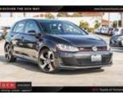 2017 Volkswagen GTI Gray, 66K miles