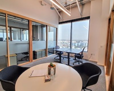 Private Office for 2 at CENTRL Office - Downtown