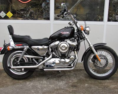 2001 Harley-Davidson XL 1200 Sportster Custom Sportster Williamstown, NJ