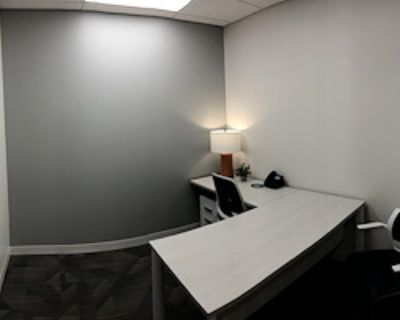 Private Office for 1 at Office Evolution Fairfax