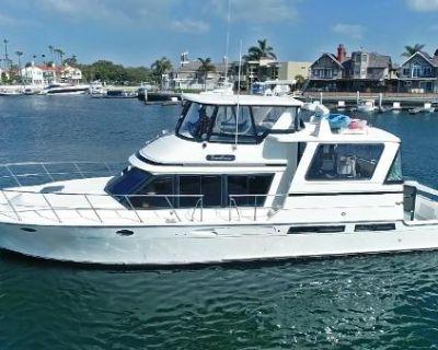 1996 Del Rey Cockpit Motor Yacht