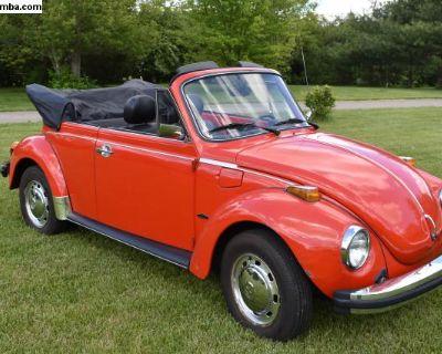 1978 VW Convertible
