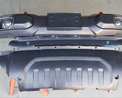 California - Rubicon Front Plastic Bumper