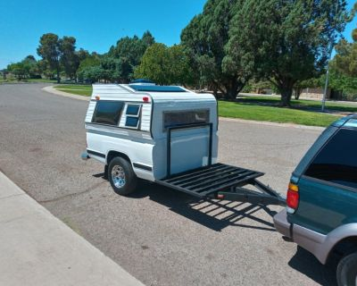 1983 toyota bed trailer