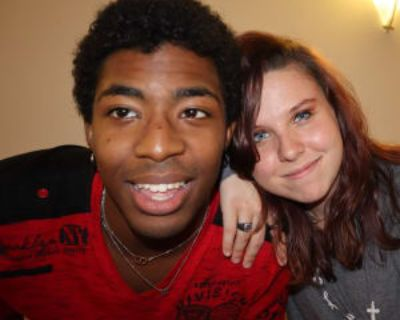 Ulysses & Makayla, 18 & 24 years, - Looking in: Hampton VA
