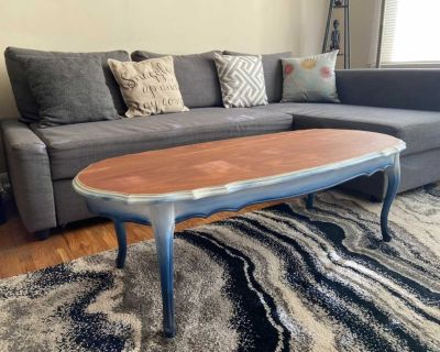 Refinished coffee table $250 OBO