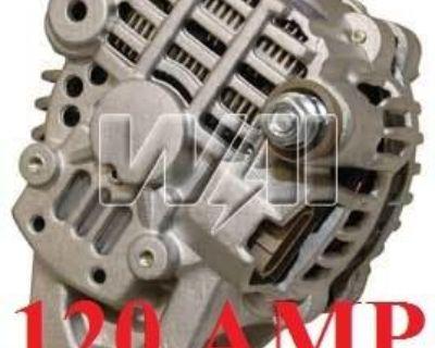 Mitsubishi Galant 2.4l 120 High Amp Alternator 2000 2001 2002 2003 Generator