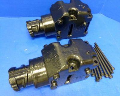 "Mercruiser Glm Marine Exhaust Manifold Riser 4"" Elbow Kit 262 305 350 454 502"
