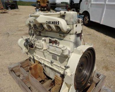 Ac Allis Chalmers Marine Diesel Engine Power Plant Inboard Motor 10000