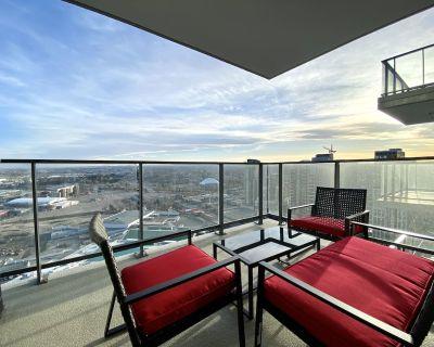 Downtown Luxury Condo in Tallest Tower in 34 floor - Victoria Park