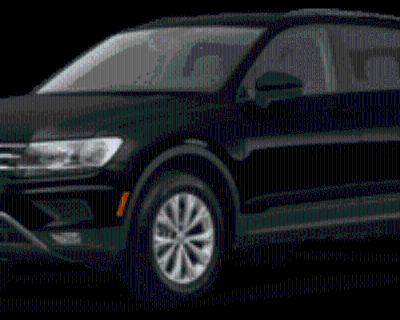 2018 Volkswagen Tiguan SE 4MOTION