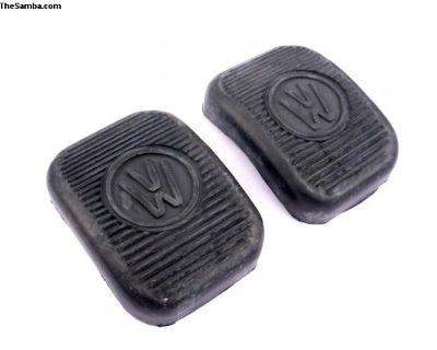 Split Big Logo Pedal Pads
