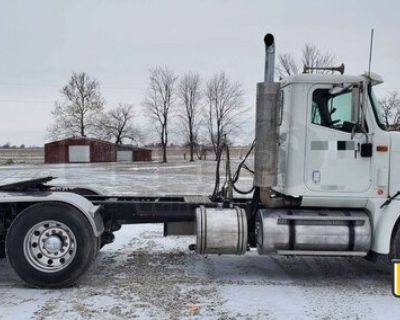 Fully Deleted 2006 International 9400 Day Cab / Low Mileage Semi Truck