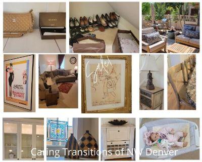 Labor Day Bonanza - A High End/Luxury Estate Sale in a custom home